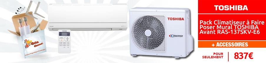 climatisation toshiba climatiseur toshiba inverter. Black Bedroom Furniture Sets. Home Design Ideas