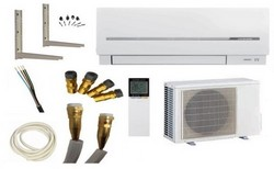 clim r versible un climatiseur qui sait se faire discret. Black Bedroom Furniture Sets. Home Design Ideas