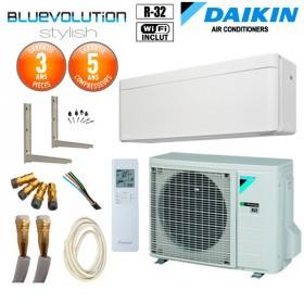 Pack Climatiseur Daikin Stylish FTXA20AW + RXA20A
