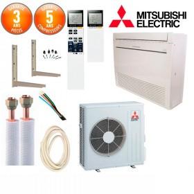 Pack Climatiseur à faire poser Console Mitsubishi MFZ-KT50VG