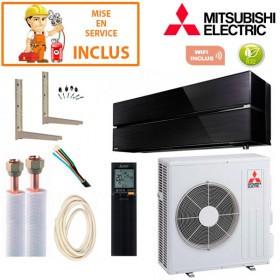 Pack Confort Climatisation Mitsubishi MSZ-LN60VGB