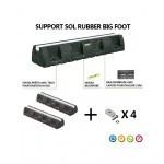 Support Sol Rubber Big Foot 450 mm