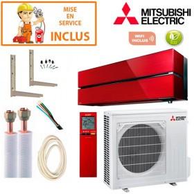Pack Confort Climatisation Mitsubishi MSZ-LN50VGR