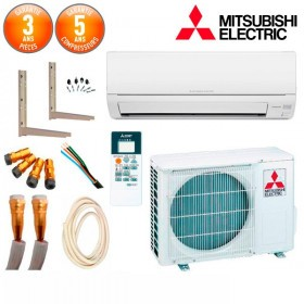 Pack Climatisation Mitsubishi Réversible MSZ-HR50VF