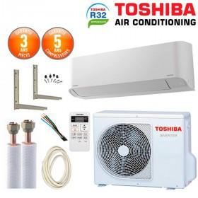 Pack Climatiseur à faire poser Toshiba Seiya RAS-B16J2KVG-E