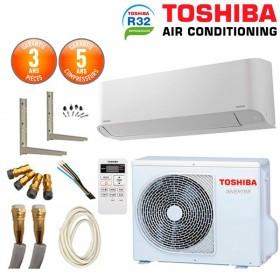 Pack Climatisation Mural Toshiba Seiya RAS-B16J2KVG-E