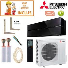 Pack Confort Climatisation Mitsubishi MSZ-LN50VGB