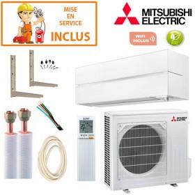 Pack Confort Climatisation Mitsubishi MSZ-LN50VGV