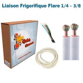 Liaison Flare 1/4-3/8 Quick Connect Plus Pack2