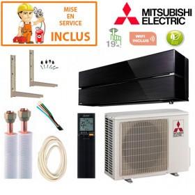 Pack Confort Climatisation Mitsubishi MSZ-LN35VGB