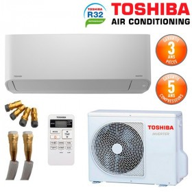 Climatisation Prêt à poser Toshiba Seiya RAS-B16J2KVG-E