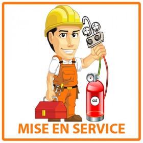 Mise en service du climatiseur Quintuple-Split